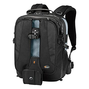 Lowepro Vertex 100 AW Backpack (Black) Camera Backpacks at amazon