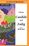 img - for Candide and Zadig book / textbook / text book