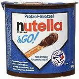 Nutella & Go NUTELLA & GO! Pretzel 54g (Box of 10), 54 grams