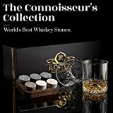 Whiskey Chilling Stones Gift Set - 6 Handcrafted