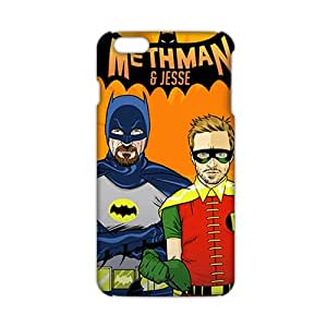 Angl 3D Case Cover cartoon Batman Methman Phone Case for iPhone6 plus