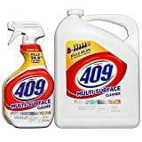 Product of Formula 409 All Purpose Cleaner, Original Scent, 32 Oz. Spray Bottle and 180 Oz. Refill - [Bulk Savings]