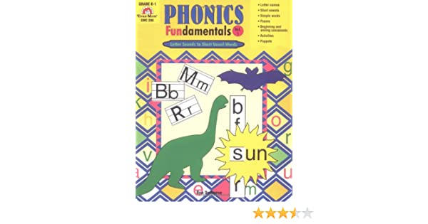 Workbook free phonics worksheets : Phonics Fundamentals Volume 1: Bob DeWeese: 9781557993045: Amazon ...