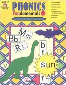 Phonics Fundamentals, Vol. 2