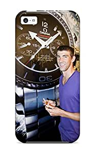 Iphone 5c Cover Case Eco Friendly Packaging Michael Phelps Poster