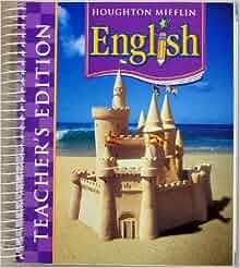 Houghton Mifflin Math Teacher Guide