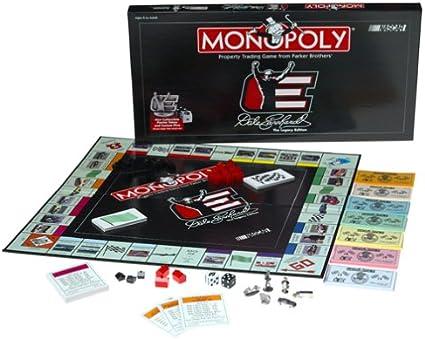Monopoly Game: Dale Earnhardt Legacy: Amazon.es: Juguetes y juegos