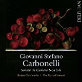Carbonelli: Sonate Da Camera N