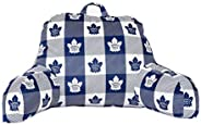NHL Bed Rest Lounger Reading Pillow (Toronto Maple)