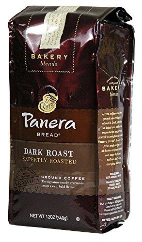Panera Bread Coffee  Dark Roast  12 Ounce