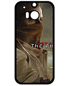Christmas Gifts Top Quality Case Cover For Htc One M8 Case Metal Gear Solid V: The Phantom Pain 5160851ZA929094266M8 Animation game phone case's Shop