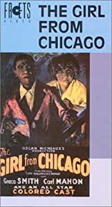 Girl From Chicago [VHS]