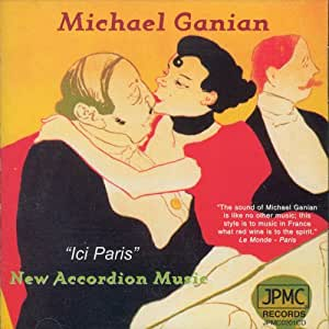 Ici Paris New Accordion Music