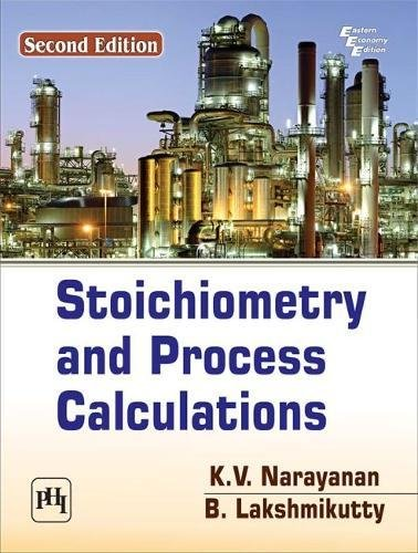 Stoichiometry and Process Calculations