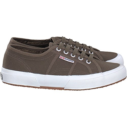 Superga Military Sneakers Cotu 2750 Green Unisex Classic 2750 Superga Adulto wSaqPU