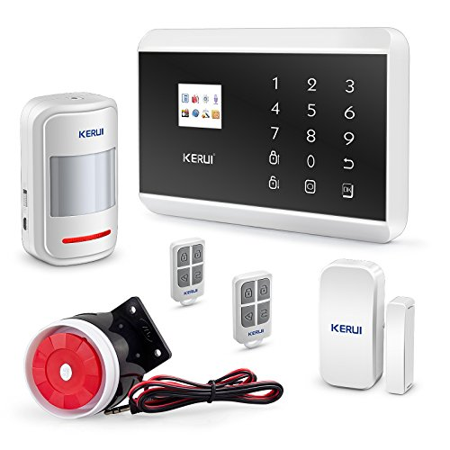 KERUI Wireless Security Android Display