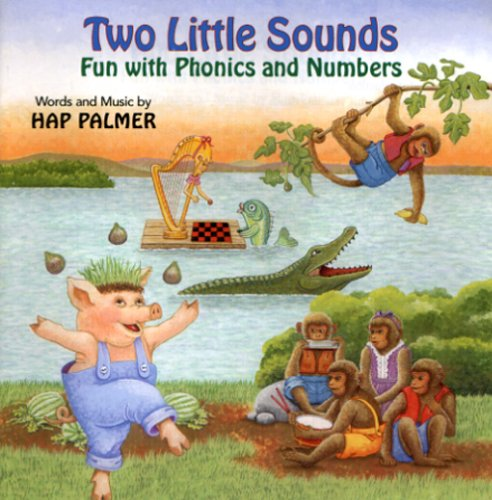 - Two Little Sounds - Fun With Phonics And Numbers