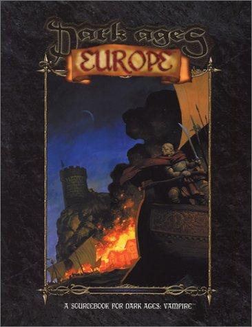 Read Online Dark Ages: Europe,  A Sourcebook for Dark Ages: Vampire pdf epub