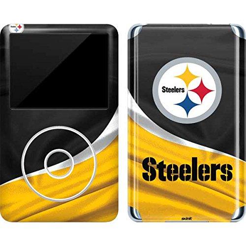 Skinit Pittsburgh Steelers Vinyl Skin for iPod Classic (6th Gen) 80 / 160GB