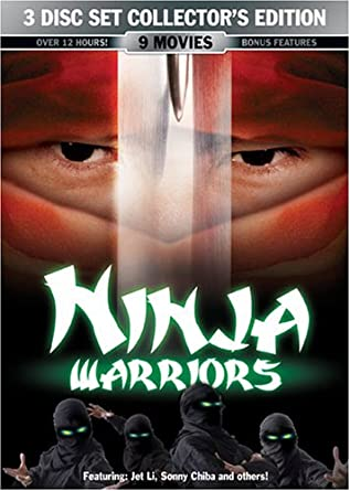 Ninja Warriors [Alemania] [DVD]: Amazon.es: Ninja Warriors ...