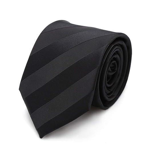 Neckchiefs Prevención de Arrugas Poliéster Textil Hombres Corbatas ...