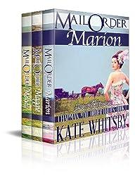 Chapman Mail Order Brides - 3 Book Bundle Box Set: A Clean Historical Mail Order Bride Collection