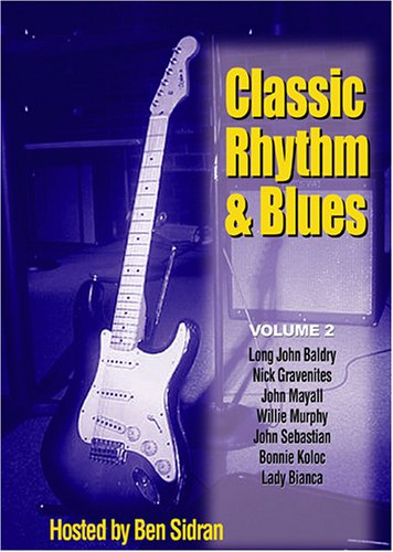Ben Sidran - Classic Rhythm and Blues, Vol. 2 (DVD)