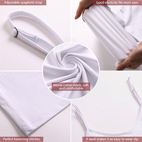 Medium Bianco Vestito Awei Donna White gwqCx6v