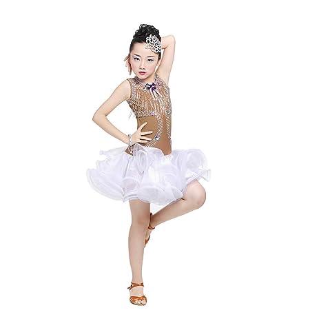 NI. Trajes de Baile Latino para niños - Cuentas Tubo de ...