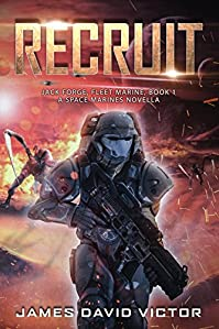Recruit by James David Victor ebook deal