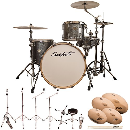 Sawtooth Command Series 4-Piece Drum Shell Pack with 24