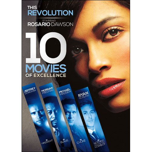DVD : 10 Movies Of Excellence (Full Frame, Slim Pack, 2 Pack, Widescreen, 2PC)
