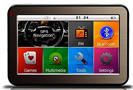 GPS dwca 5 Inch 8 GB Auto tarjetas Europe TomTom 2016q6 AV ...