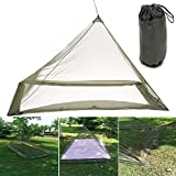 Earnings Collapsible Shelter - 240x135x94cm Outdoor Camping Single Portable Folding Mosquito Net Tent - Final Profit Take-Home Reticulation Income Sack Lucre - 1PCs