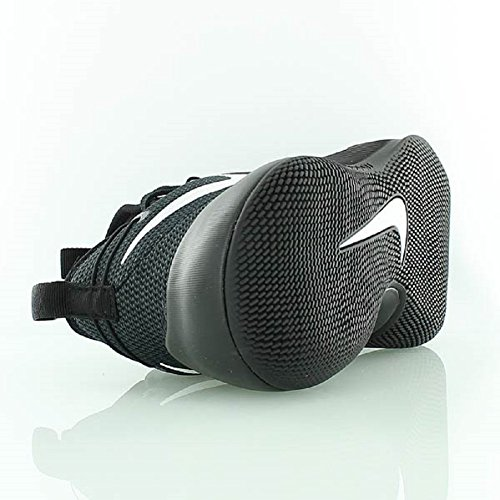 Scarpa Da Basket Nike Uomo Alto-spessa Nera / Bianca