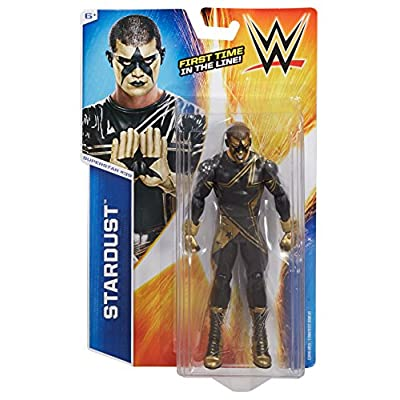 WWE Figure Series #51 - Superstar #39 Stardust Figure: Toys & Games