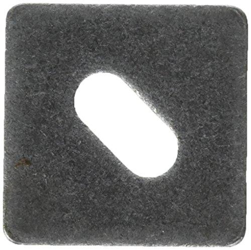 """Hard-to-Find Fastener 014973174712 x 3 x 1/4 EQ Code Square Washers (16 Piece), 5/8 x 3"""" supplier"""