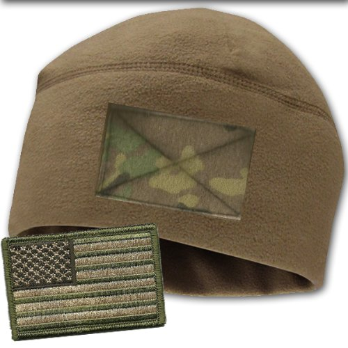 coyote fleece watchcap