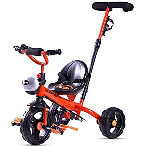 Best Tricycle For Kids With Handle