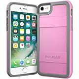 Pelican Protector iPhone 7 Case (Pink/Gray)