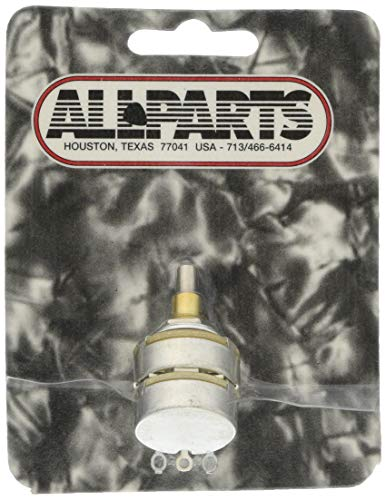 500k Audio Pot - Allparts EP-4586-000 CTS 500K-500K Concentric Audio Pot
