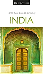 Your journey starts here. Featuring DK's much-loved maps and illustrations, walks and information, plus all new, full-color photography, this 100% updated guide to India brings you the best of this truly incredible country in a brand-new, lig...
