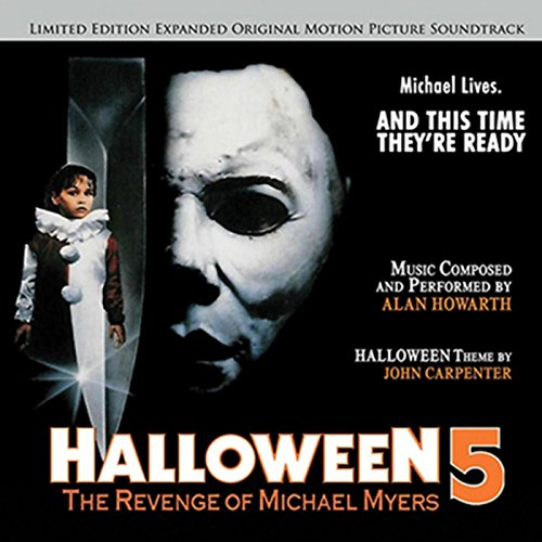 Halloween 5: The Revenge of Michael Myers (Original Motion Picture Soundtrack) ()