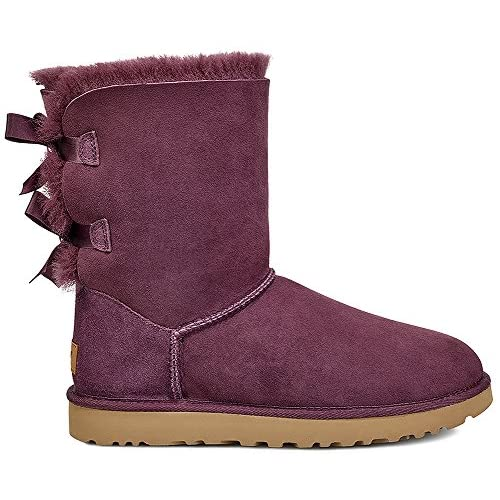 UGG Women's Bailey Bow II Winter Boot - 51HTdcWRMaL. SS500 - Getting Down Under Ankle and Bootie
