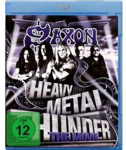 Heavy Metal Thunder: Movie [Blu-ray]