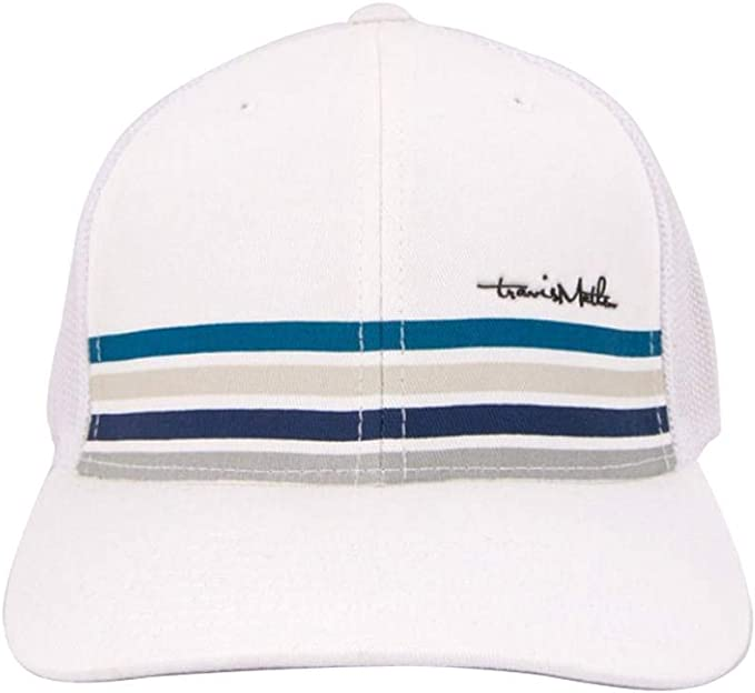 TravisMathew Men's Golden Golf Cap
