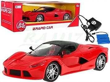 Rc Ferngesteuertes 2 1 Car Rapid Auto Sport 16 4g Rouge qMSzjLUVpG