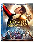 Cover Image for 'Greatest Showman, The [Blu-ray + DVD + Digital]'