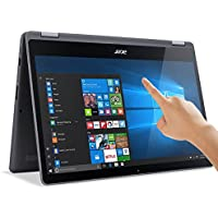 Acer Aspire R5-571TG-7229 15.6 Touch 2-in-1 Convertible Laptop i7-7500U Dual Core 2.7GHz 12GB 256GB SSD (Certified Refurbished)