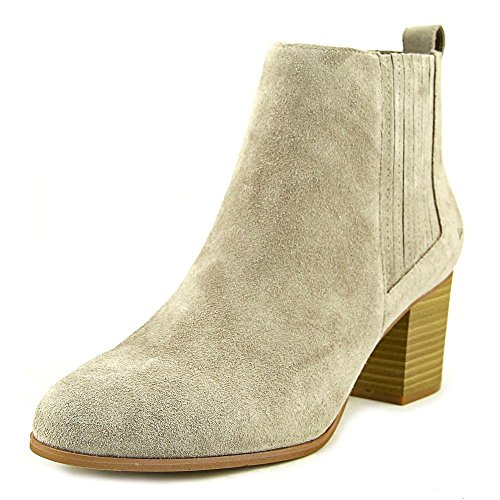 INC International Concepts Womens Chelsea Closed Toe Ankle Chelsea Boots Warm Taupe Qt195sa7